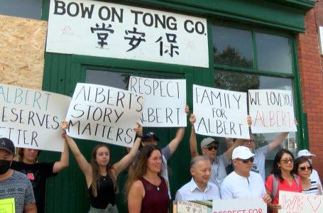 'Last man in Chinatown' bids farewell to Lethbridge legacy