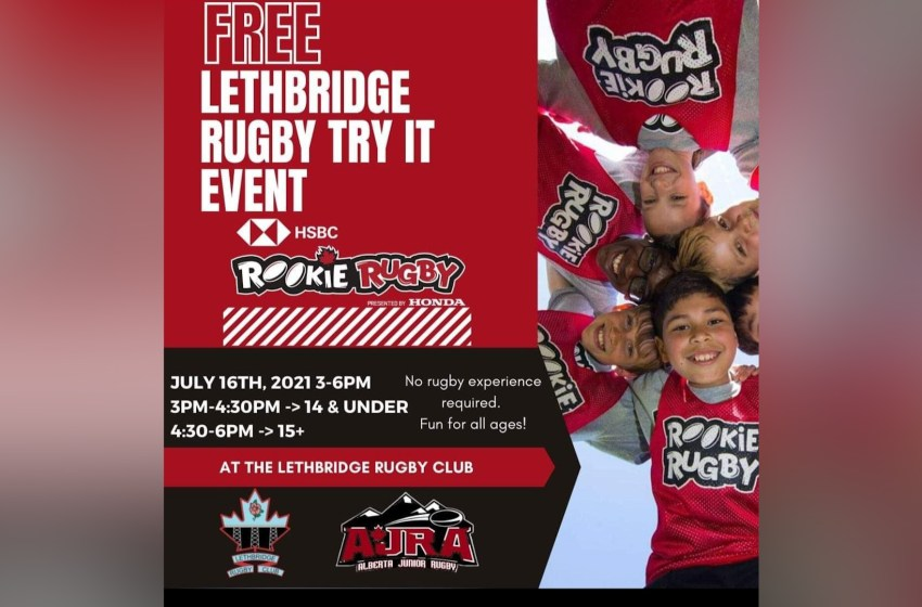 Rugby clinic showcases skills for beginners or newcomers