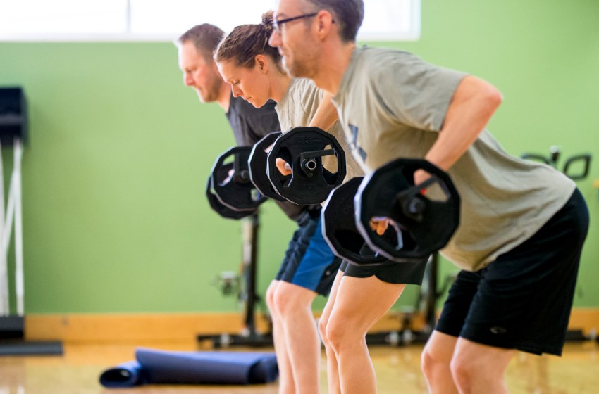New look for Be Fit For Life centre