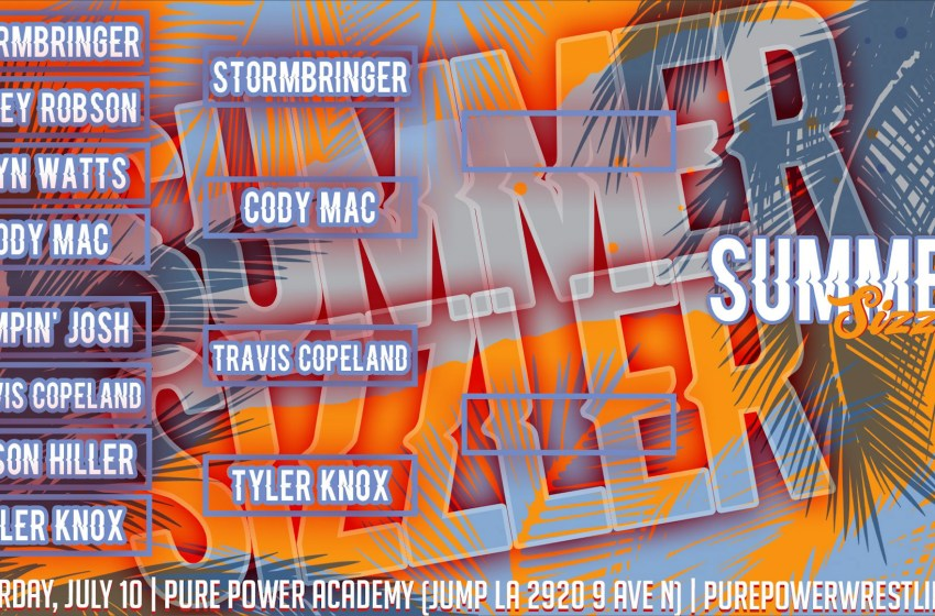 Lethbridge Pure Power Wrestling to welcome back fans