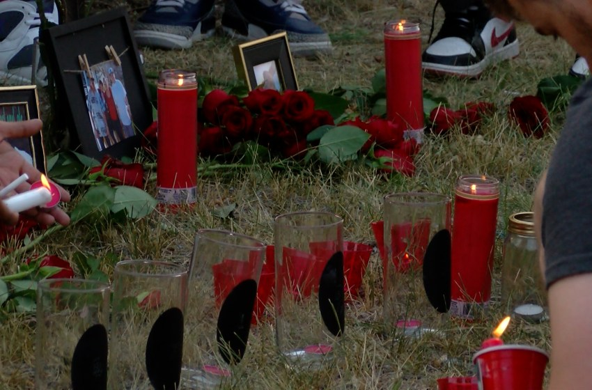 Family holds vigil after Lane Tailfeathers found dead