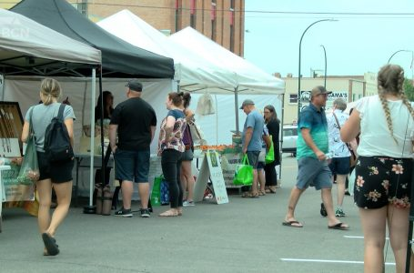 Downtown Farmers' Market opens for the summer