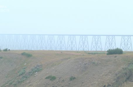 Smoky conditions in Lethbridge can have a negative effect on health