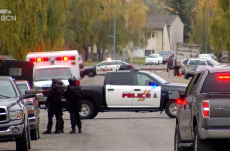 Lethbridge still has Canada's highest Crime Severity Index rating, overall crime down