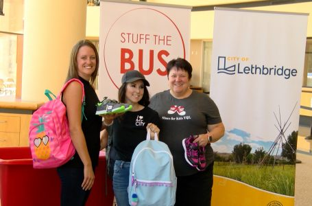 Shoes for Kids YQL exceeding goal, partnering with more organizations