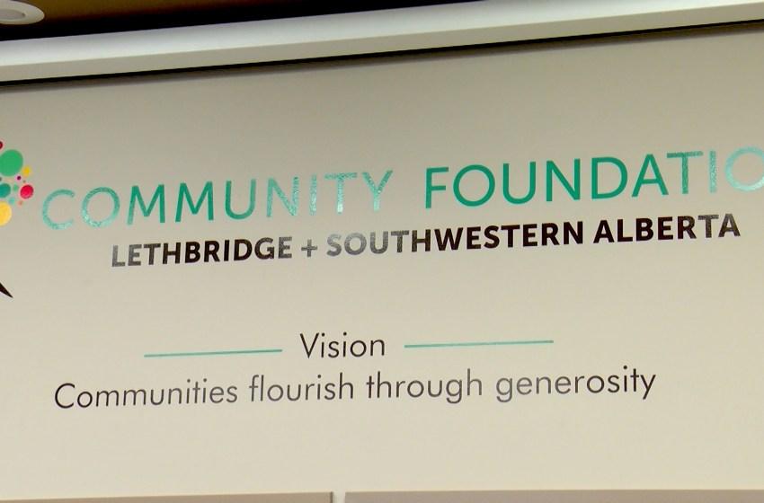 New grants from Community Foundation of Lethbridge