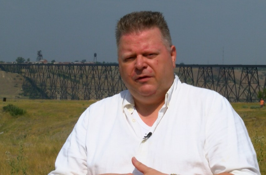 Davey Wiggers taking another run for spot on Lethbridge City Council