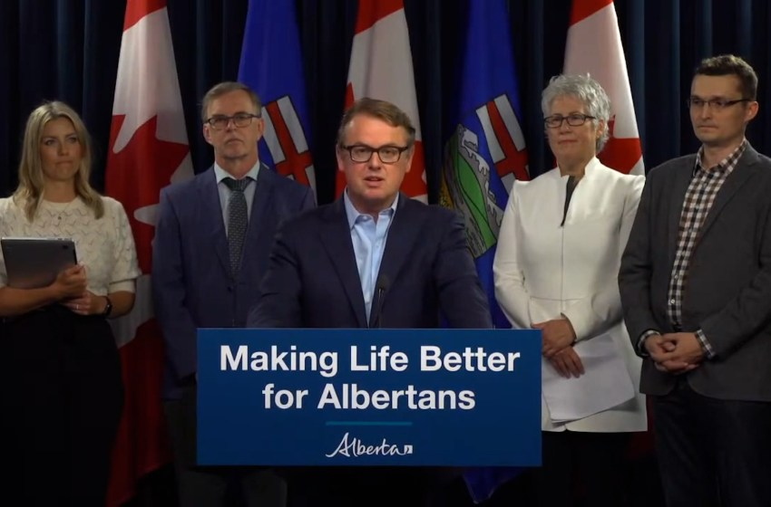 AB Gov't announces new screening test on newborns for spinal muscular atrophy