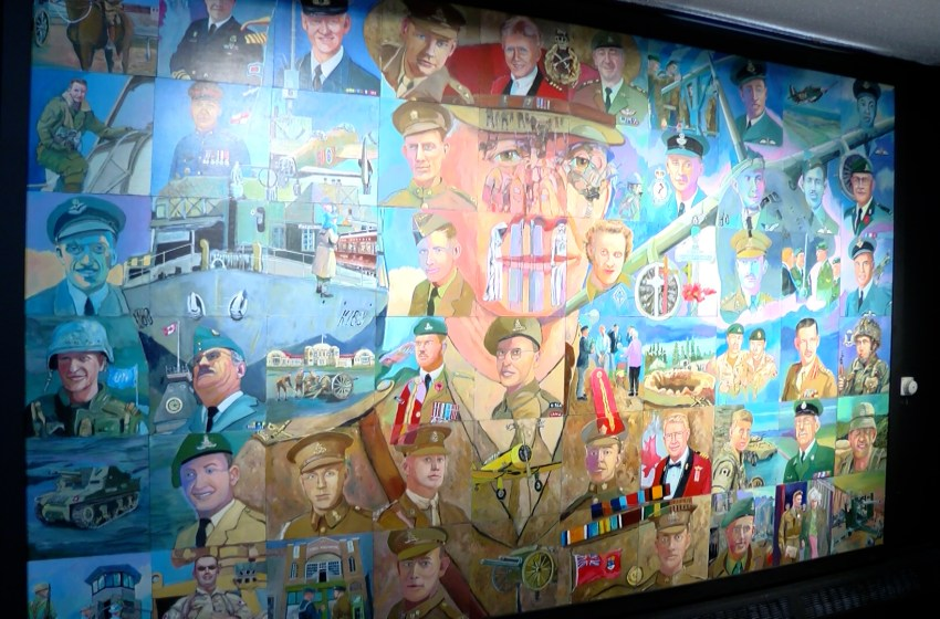 Lethbridge Military Museum features stories from local soldiers