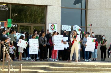 Lethbridge Afghan community rallying to raise awareness of Taliban control