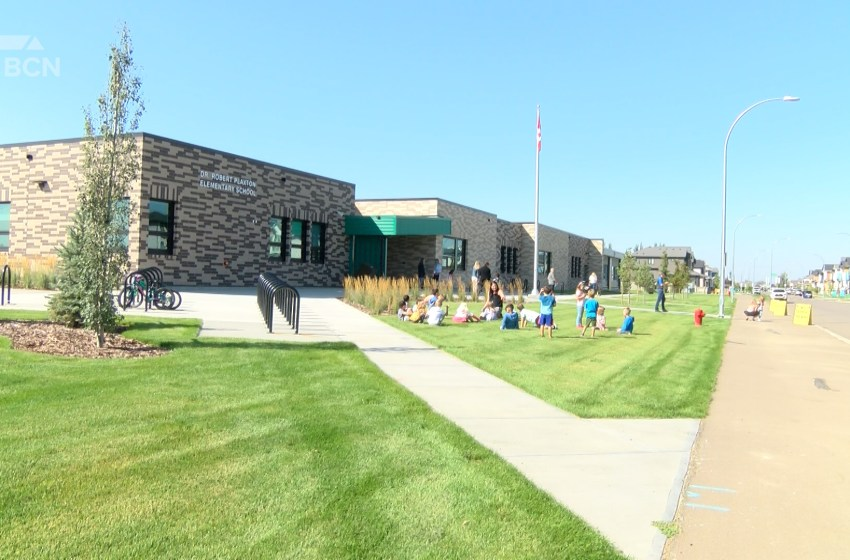 Lethbridge Public School Division welcomes students back to the classroom