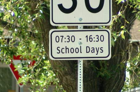 School zones now back in effect, LPS reminding residents to slow down