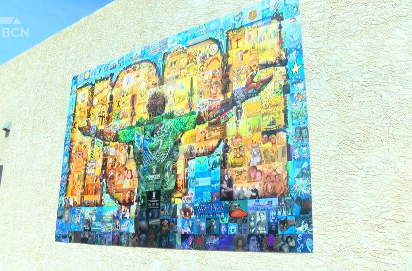 U of L students unveil art mural for Streets Alive Mission