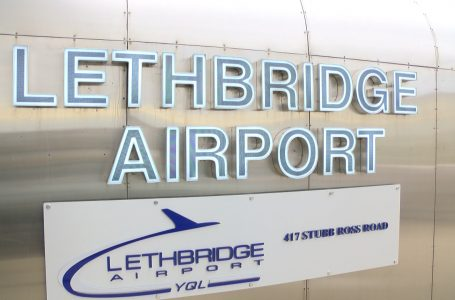 New funding for Lethbridge Airport