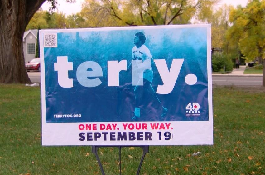 Terry Fox Run celebrates 41st anniversary