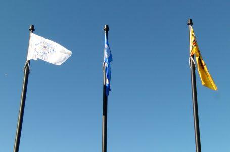 City raises permanent Blackfoot Confederacy Flag outside city hall