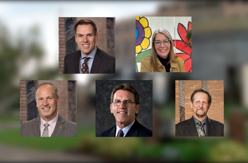 Four city councillors and one former Lethbridge mayor seeking re-election in municipal election