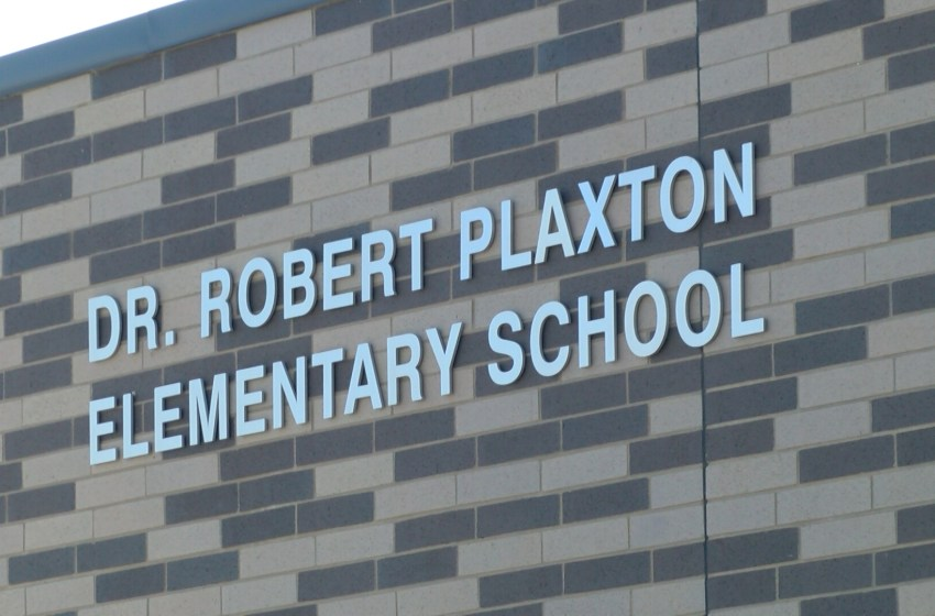 Dr. Plaxton Elementary School in south Lethbridge holds grand opening