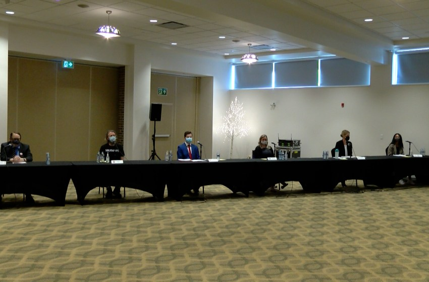 Lethbridge Chamber of Commerce held federal candidates forum on Thursday