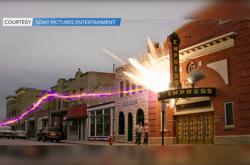 Special screening of Ghostbusters: Afterlife set for Nov. 13 in Fort Macleod