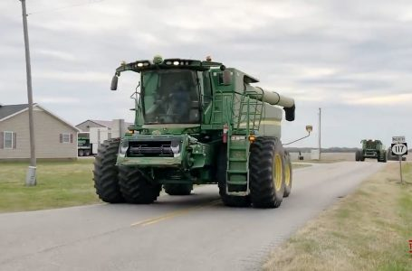 Being safe on the highways during the 2021 harvest season
