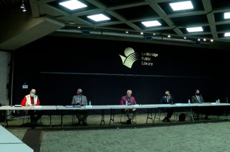 Downtown BRZ hosted second mayoral forum on Tuesday evening