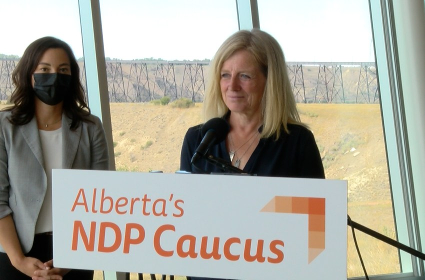 'The Premier has failed to do his job' Alberta NDP react to new COVID-19 measures