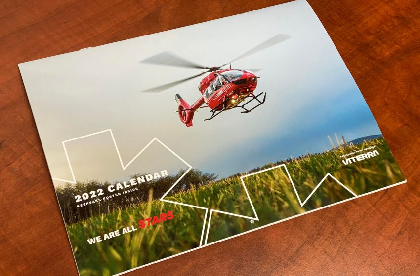 Viterra and STARS team up to launch Calendar Campaign fundraiser