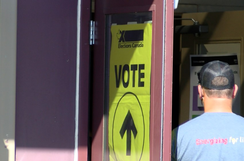 Voters in Lethbridge hit the polls for the 44th general election