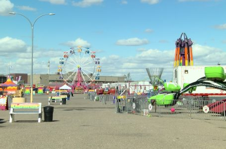 Whoop-Up Days festivities kicked off on Thursday