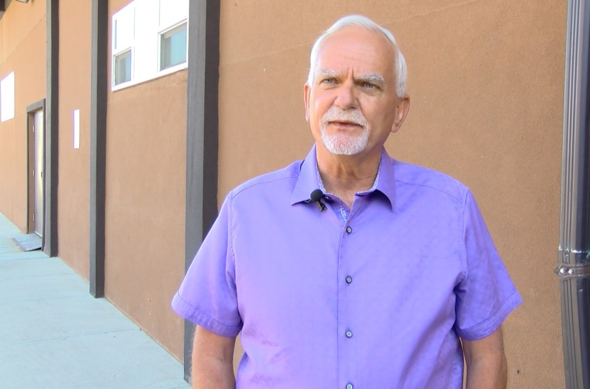 Jack Van Rijn looking for Coaldale mayoral seat