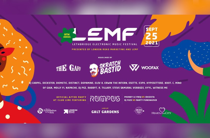 LEMF set to drop some beats this weekend