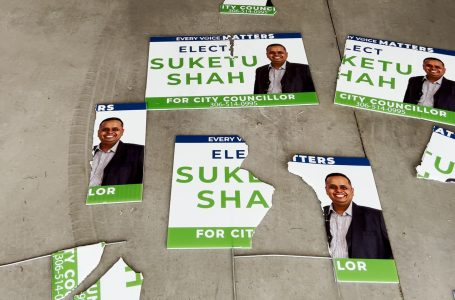 Candidates say campaign signs stolen, damaged