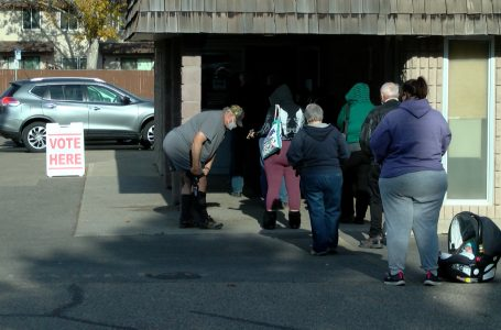 Lethbridge residents go to the polls for election day