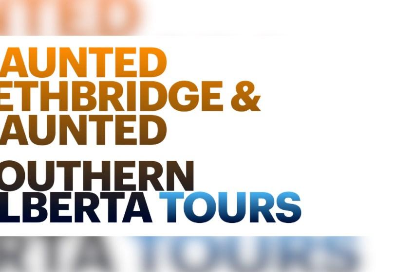 Lethbridge resident creates self-guided haunted tours