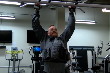 Raising funds for first responders through fitness