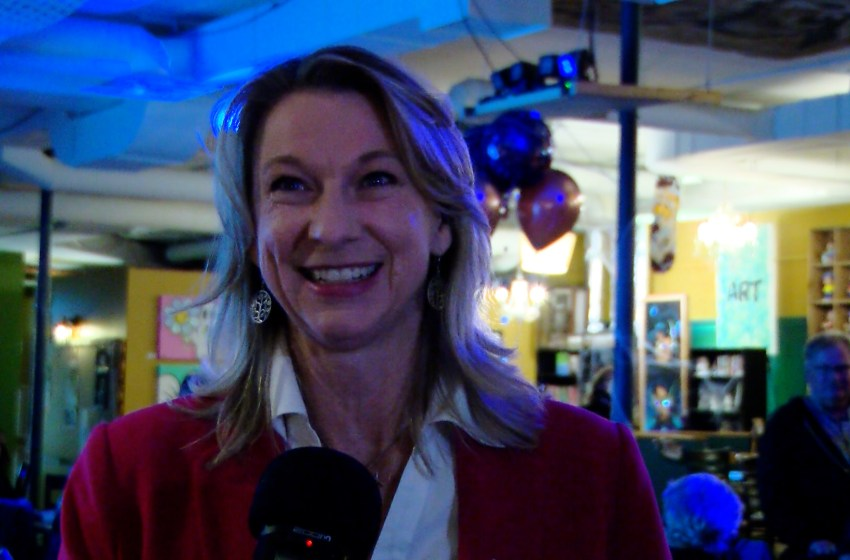 Bridget Mearns overwhelmed by support from volunteers, community members