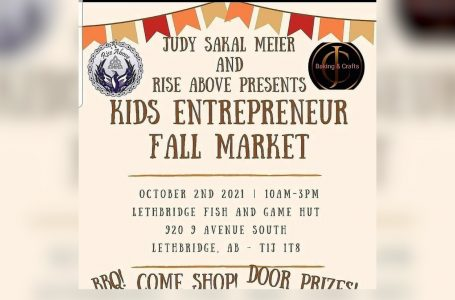 Kids entrepreneur market set to take place on Saturday