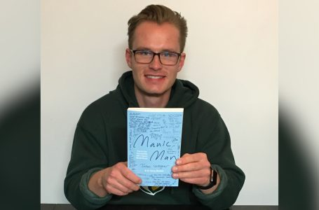 'You're not alone in your struggles': Lethbridge author shares his story about bipolar 1 disorder diagnosis