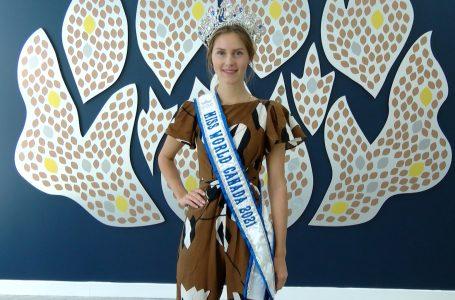 Lethbridge woman wins Miss World Canada 2021