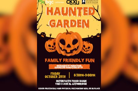 Frights planned for Haunted Garden event