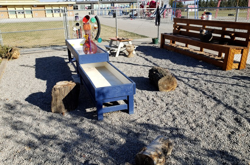 New play space for Raymond