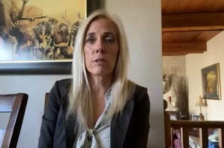 Pam Davidson vying for Senate position